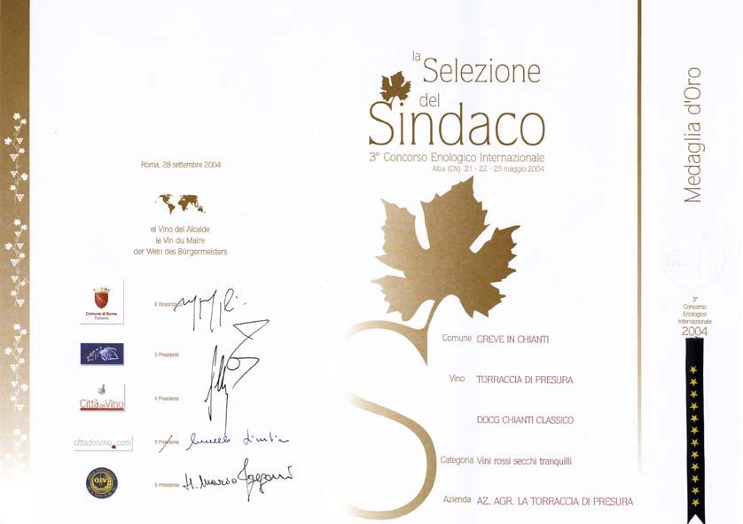 21 TDP 2002 Selez Sind 2004 2004