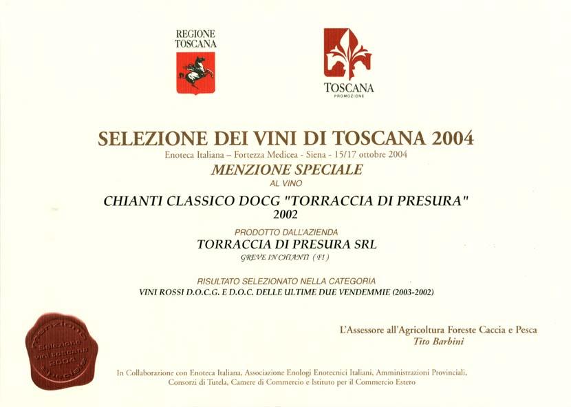 23 TDP 2002 Selez vini 2004 2004