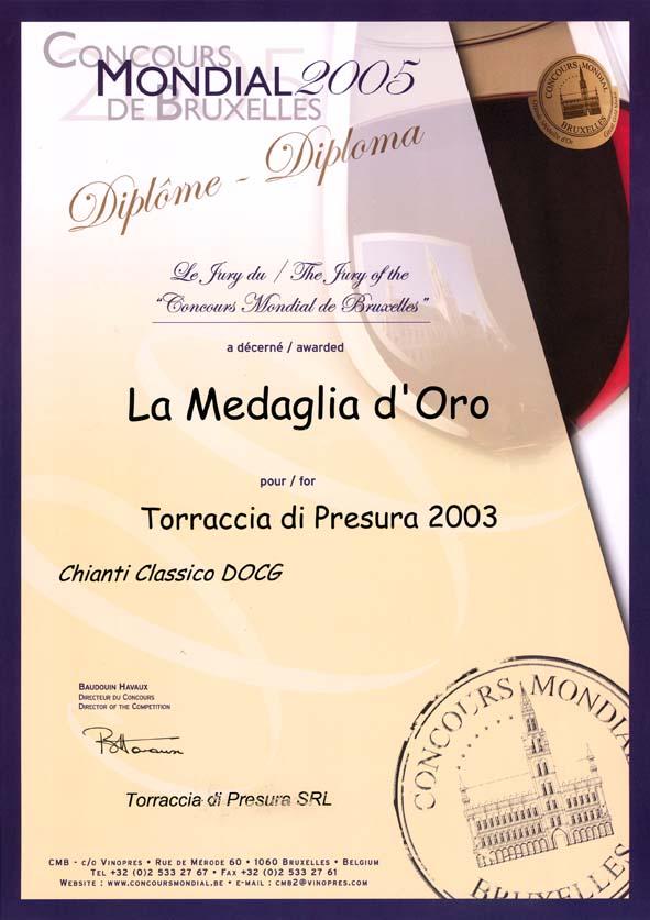 33 TDP 2003 Bruxelles 2005 2005