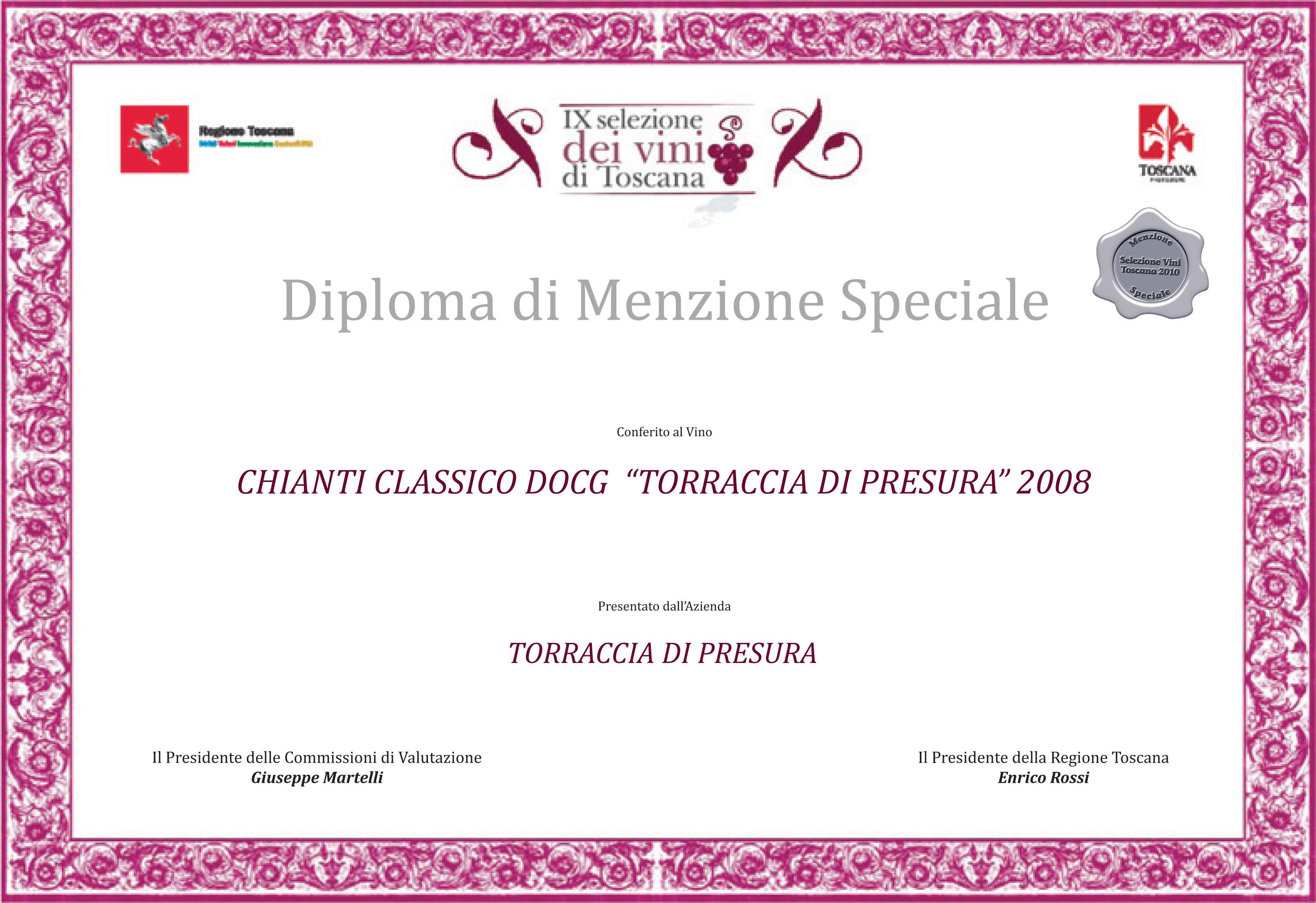 77 TDP 2008 Selez vini 2010 2010