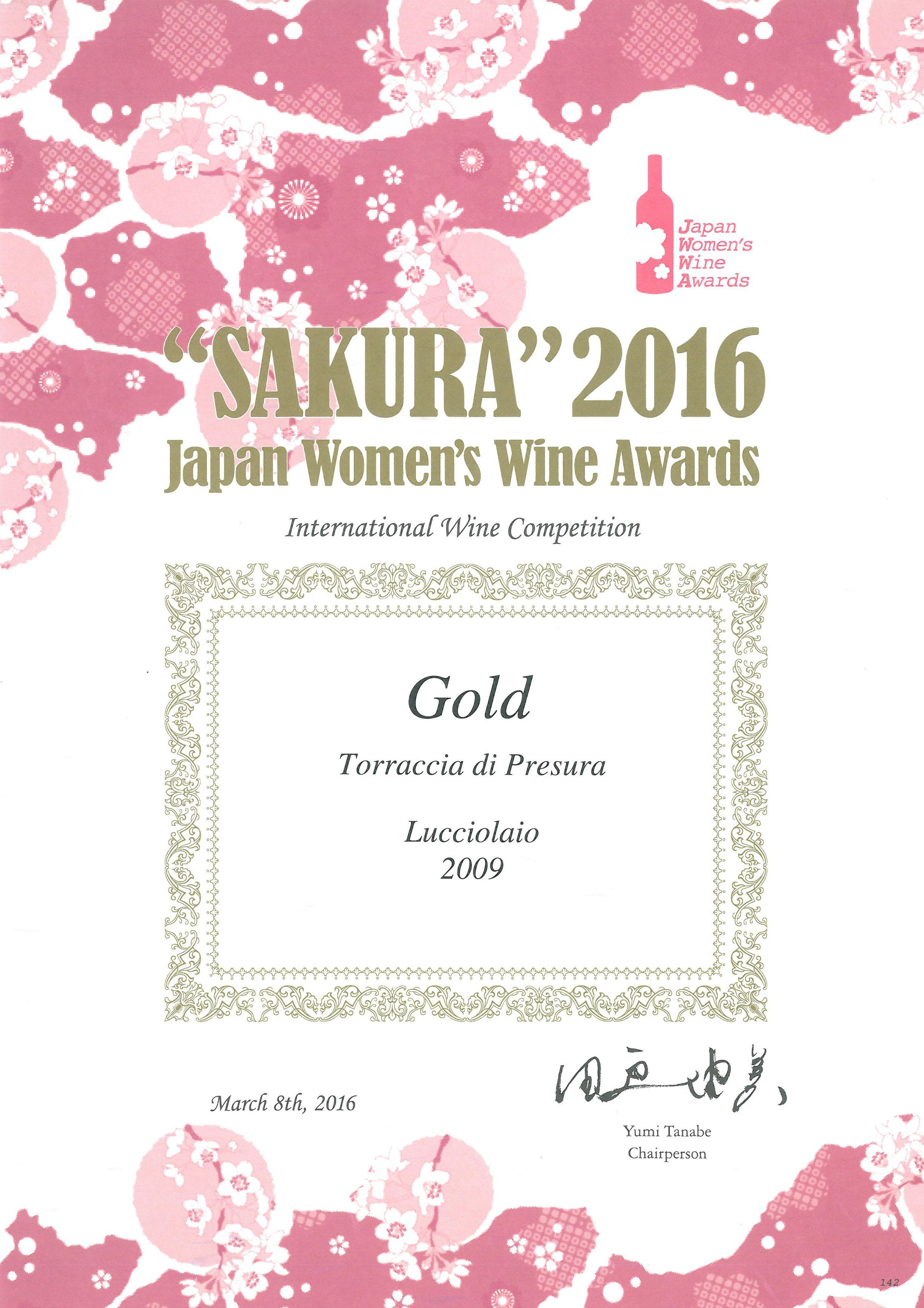 141 LUC 2009 Sakura 2016 2016